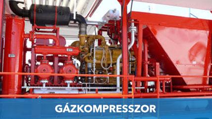Gázkompresszor