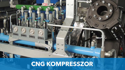 CNG kompresszor
