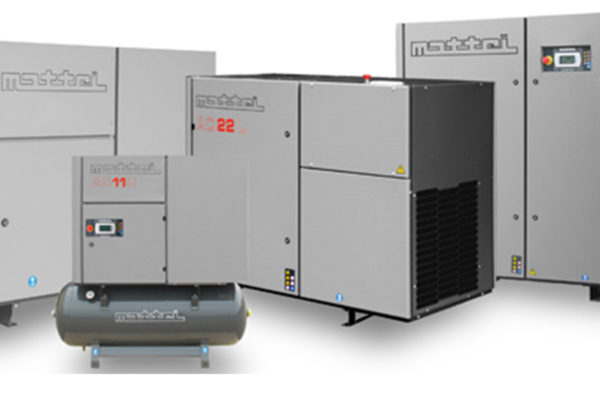 Direkthajtású rotációs kompresszorok, AC széria.