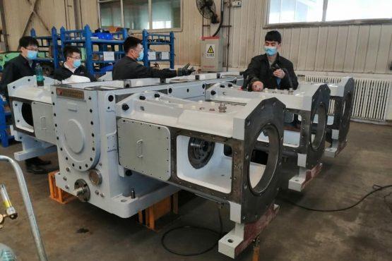 Készülőben a gyártónál a legújabb 3MW teljesítményű földgáz kompresszorunk.