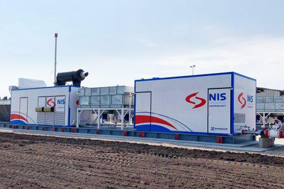 Mokrini gázkompresszor – Kiszállítottuk a 100 tonnás gázkompresszort